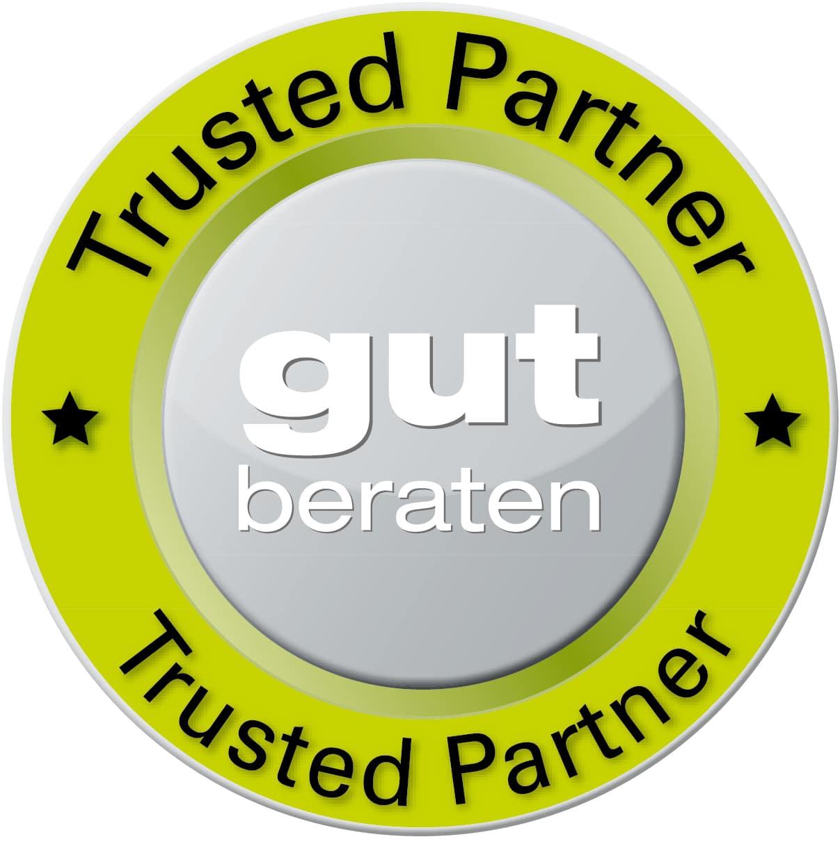 Siegel Gut beraten Trusted Partner